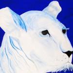 'Der Löwe' von Katrin Röhnicke